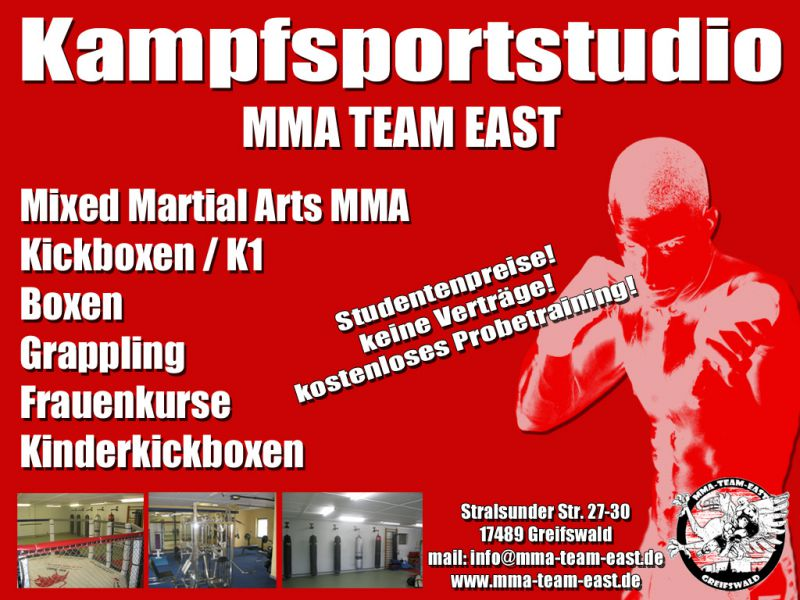 MMA Team East
